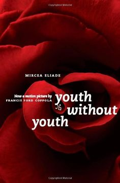 Youth Without Youth (Univ. of Chicago) by Mircea Eliade http://www.amazon.com/dp/0226204154/ref=cm_sw_r_pi_dp_qlfWtb0FR2JYS3YQ
