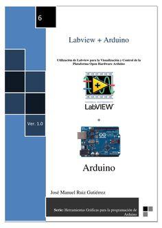 Proyectos desarrollados con Labview y Arduino