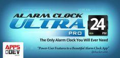 Alarm Clock Ultra v2.4.6 (Android Application)