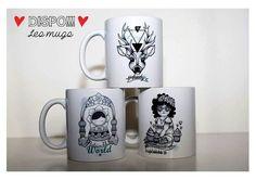 Retrouvez mes jolis mugs dans ma boutique Etsy https://www.etsy.com/fr/listing/264851157/mugs :)