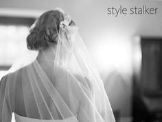 Choosing to wear a wedding veil comes with lots of decisions. What type of veil looks best with your face and wedding dress, to how to wear