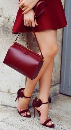 30+Beautiful+red+handbags