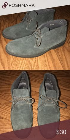 Bass Chukkas Grey Chukkas only worn twice Bass Shoes Ankle Boots & Booties