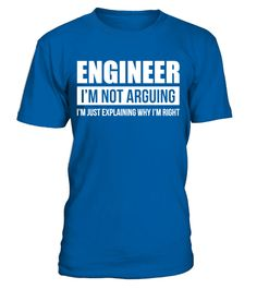 """# Engineer i'm not arguing .  Special Offer, not available in shops      Comes in a variety of styles and colours      Buy yours now before it is too late!      Secured payment via Visa / Mastercard / Amex / PayPal / iDeal      How to place an order            Choose the model from the drop-down menu      Click on """"Buy it now""""      Choose the size and the quantity      Add your delivery address and bank details      And that's it!"""