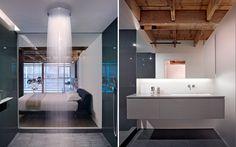 Oriental Warehouse Loft by Edmonds + Lee architects
