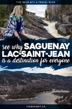 Saguenay Lac-Saint-Jean may be a lesser-known area of Quebec, there is so much to do! Check out these things to do in Saguenay Lac-Saint-Jean for your itinerary!   #Travel #Canada #Quebec #Saguenay #Hiking #Tour #Food   IveBeenBit.ca
