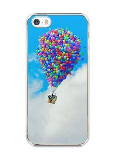 Capa Iphone 5/S Balões - SmartCases - Acessórios para celulares e tablets :)