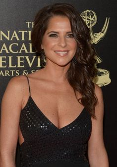 """Kelly Monaco is one of the fan-favorites from ABC soap """"General Hospital."""" She plays Sam Morgan, the """"widow"""" of Jason Morgan."""