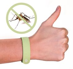 Buzz-Off 100% Natural Mosquito Repellent Bracelet Five (5) Pack - Deet Free - Guaranteed to Work - Fast * Click on the image for additional details.