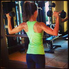 """Samantha Busch's """"Bringing Sexy Back"""" workout!"""