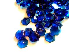 30 September Trend Sapphire Birthstone Candy by SugarBakersBakery