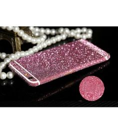 Shop Women's Pink Purple size iPhone 6 Phone Cases at a discounted price at Poshmark. Description: iPhone glitter stickers, brand new never been used purple and pink available. Bling Phone Cases, Phone Cases Iphone6, Pink Glitter, Apple Iphone 6, Fashion Tips, Fashion Design, Fashion Trends, Pretty In Pink, Pink Purple