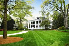 dream home front porch beautiful homes southern charm