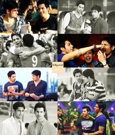 Varun & Sidharth ♥