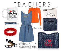 TEACHERS All Day Organizing Tote & Fold N File! www.mythirtyone.com/danafletcher