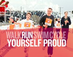 Sport Relief is back from the 18th - 20th March 2016. With over 1,000 running swimming and cycling events, up and down the country, see how you can get involved.