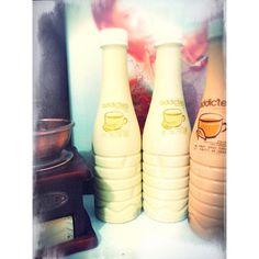 the VERY ONE addictive milk tea  addictea Bandung-Jakarta