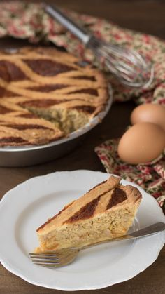 Ricotta, Easter Recipes, Easter Food, Bakery Cakes, Something Sweet, Healthy Recipes, Healthy Food, Food Photography, Food And Drink