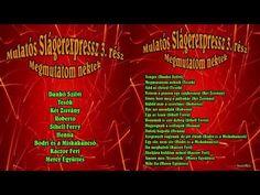 Mulatós Slágerexpressz 3. rész (Megmutatom nektek) - YouTube Neon Signs, Youtube, Musica, Youtubers, Youtube Movies