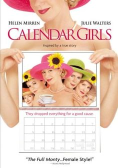 Today's reason to party: Julie Walters born in 1950. Calendar Girls: Film review