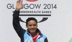 Jitu Rai: Gold medal in Men's shooting, 50 m Pistol