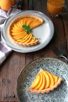 Peach pie, just picture