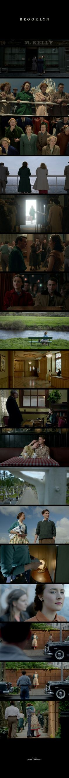 Brooklyn (2015) Directed by John Crowley.