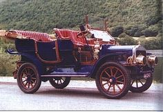 "1906 Stanley Steamer Model ""F"""