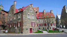 La maison Jean-Baptiste-Chevalier est un ensemble composé de quatre maisons…