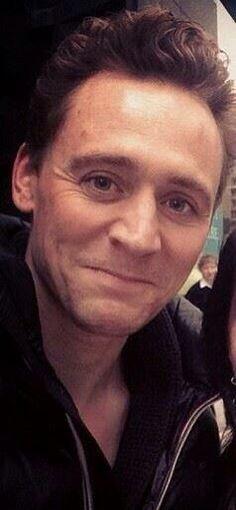 Tom Hiddleston in Toronto. Via Twitter.