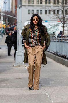 244fdd004764 The Best Street Style from New York Fashion Week - Image 52 Daily Street  Style
