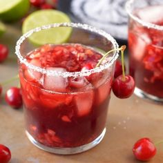 fresh cherry and ras fresh fresh cherry sidecar recipes dishmaps fresh ...