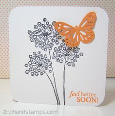 Another simple, unfussy, but delightful card.