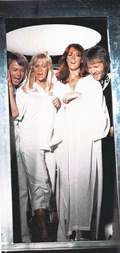 ABBA ❤•❦•:*´¨`*:•❦•❤in Poland 1976