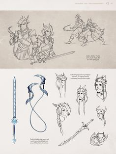 Character Drawing, Character Concept, Concept Art, Character Design, Avatar Characters, Fantasy Characters, The Dragon Prince Book, Dragon Princess, An Elf