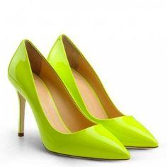 Zapatos de punta: fotos de los modelos