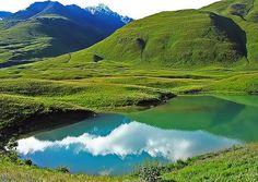 Chong-Kemin Valley of Kyrgystan