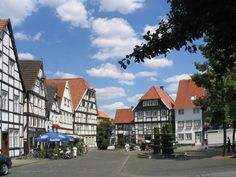 Soest, Germany.     The place I would love to be forever.    The place I would live if I could.  Although it might not be as wonderful then.  But everybody this is one wonderful place to visit!!!