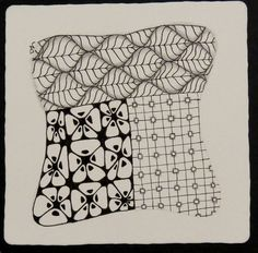 Zentangle Basics with Jennifer Van Pelt