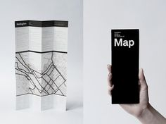 Fold-up map - what about a fold out display, so you could have more screen space on request?
