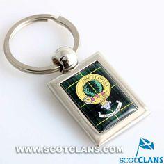 MacArthur Clan Crest