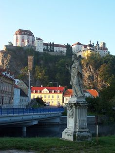 Vranov castle (South Moravia), Czechia