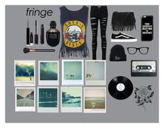"""""""Fringe"""" by nillywafer ❤ liked on Polyvore featuring Vans, White House Black Market, Casetify, Muse, Forever 21, Givenchy, Chanel, Alexander McQueen, Polaroid and MAC Cosmetics"""