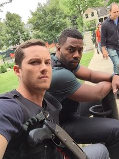 Jesse Lee Soffer is the hottest guy in the world
