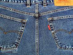 Doppia tasca sul retro, innovazione dei primi anni del '900.