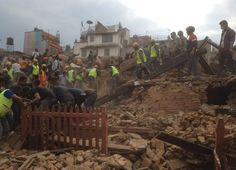 Using Big Data In A Crisis: Nepal Earthquake