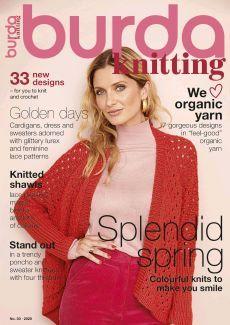 Crochet Magazine, Knitting Magazine, Knitting Books, Knitting Yarn, Lace Patterns, Knitting Patterns Free, Free Knitting, Free Crochet, Knit Crochet