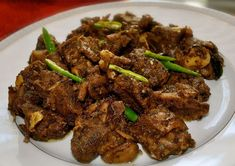 Balochi Lagan Gosht Recipe In Urdu - Make in Just 15 Minutes Lamb Recipes, Veg Recipes, Curry Recipes, Indian Food Recipes, Asian Recipes, Chicken Recipes, Cooking Recipes, Kashmiri Recipes, Gourmet