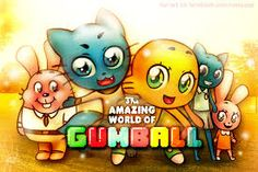 Image result for the amazing world of gumball anime