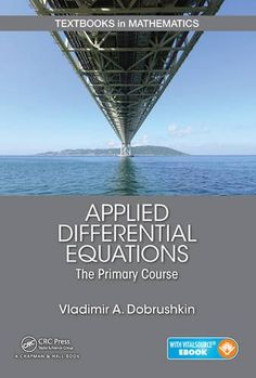 Pin this advances in phase space analysis of partial differential download free applied differential equations the primary course textbooks in mathematics pdf fandeluxe Images